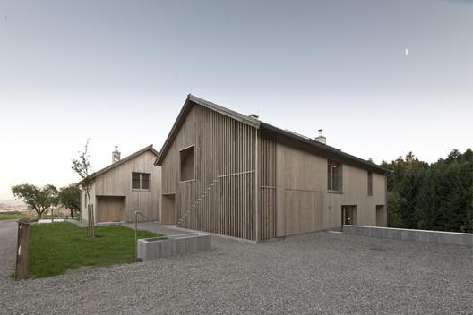 D residence lp architektur archdaily for Wochenendhaus modern bauen
