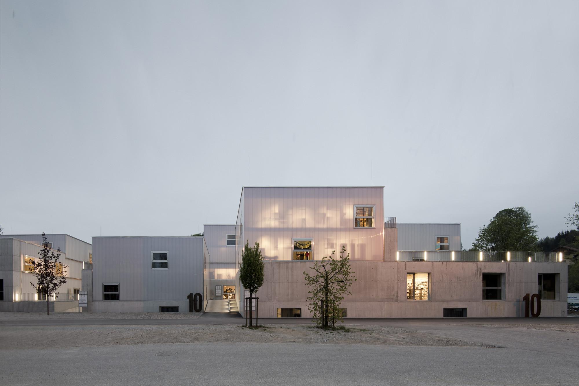 Gusswerk Extension / LP Architektur, © wortmeyer photography