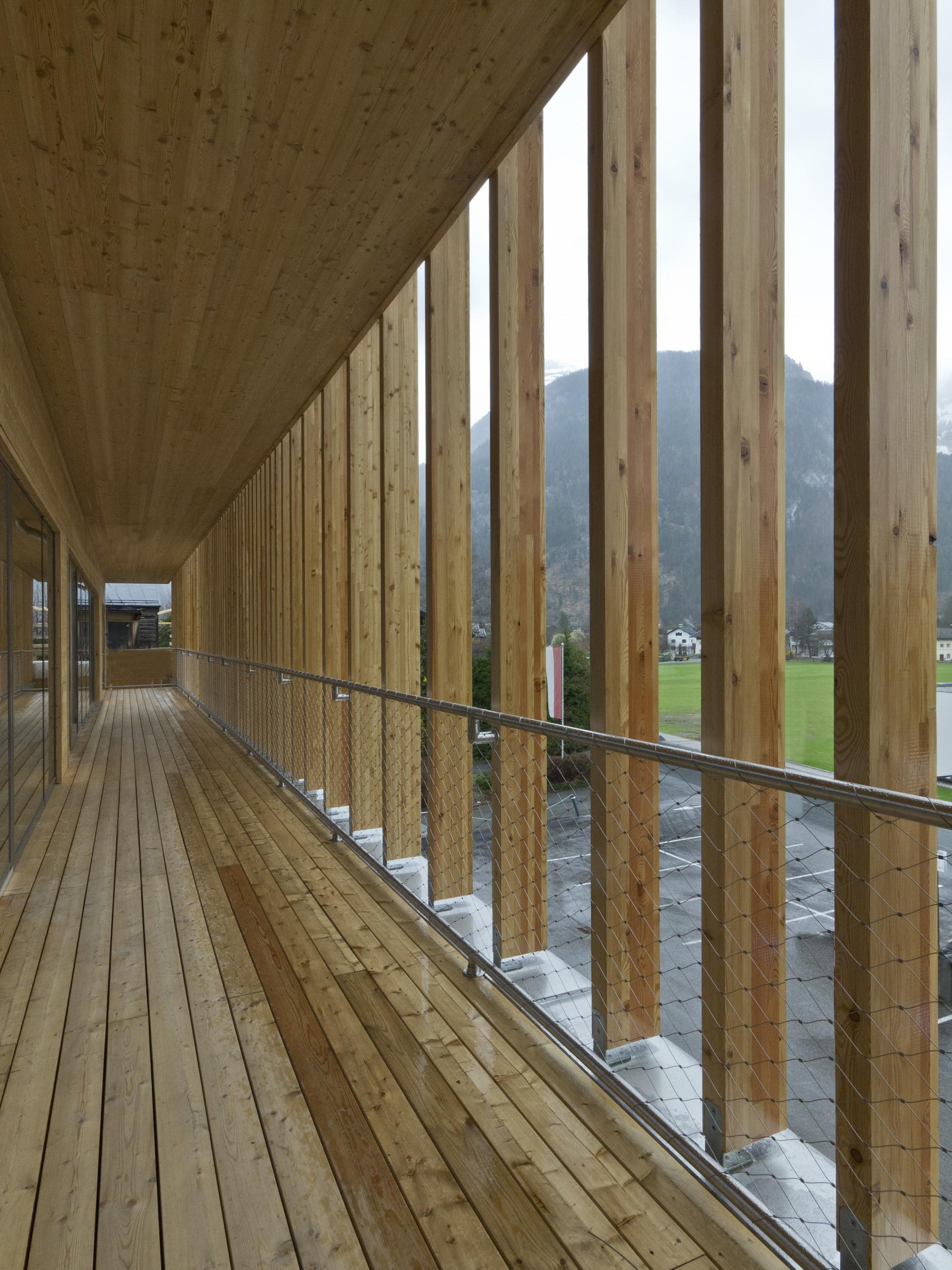 Holzbau architektur  Gallery of Meiberger Holzbau Office / LP Architektur - 3