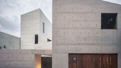 Casa CAP / Estudio MMX