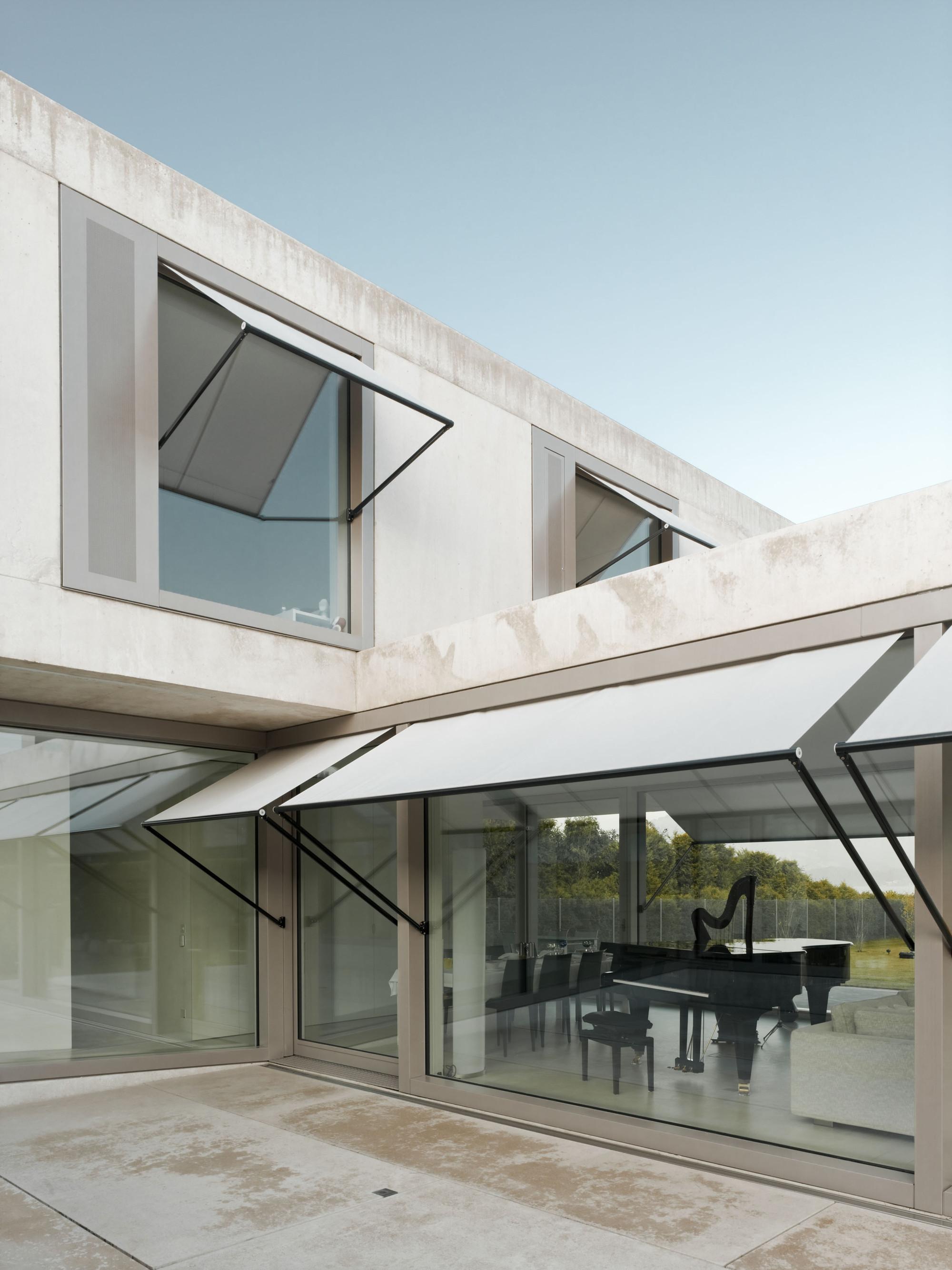 Gallery Of Villa M Niklaus Graber Christoph Steiger