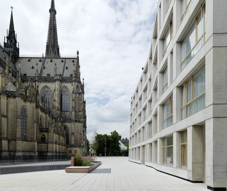 Domplatz / hohensinn architektur, © Paul Ott photografiert