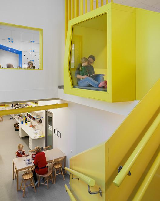 Sjötorget Kindergarten / Rotstein Arkitekter, © Åke E:son Lindman