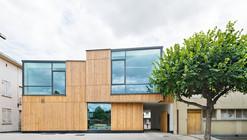 Ablon-Sur-Seine Reception And Leisure Centre / Nomade Architects