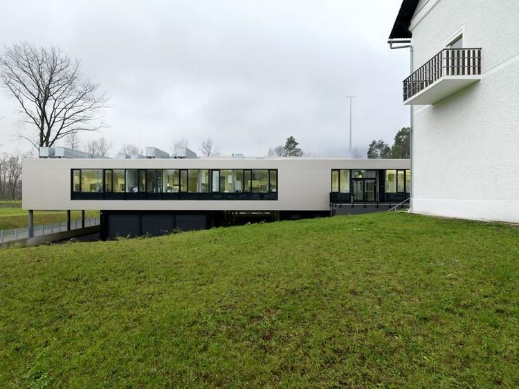Wasserwerk Andritz / hohensinn architektur, © Paul Ott photografiert