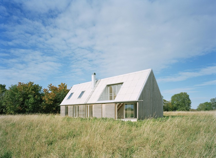 Sommarhus en Stora Gasmora / LLP Arkitektkontor, © Åke Eson Lindman
