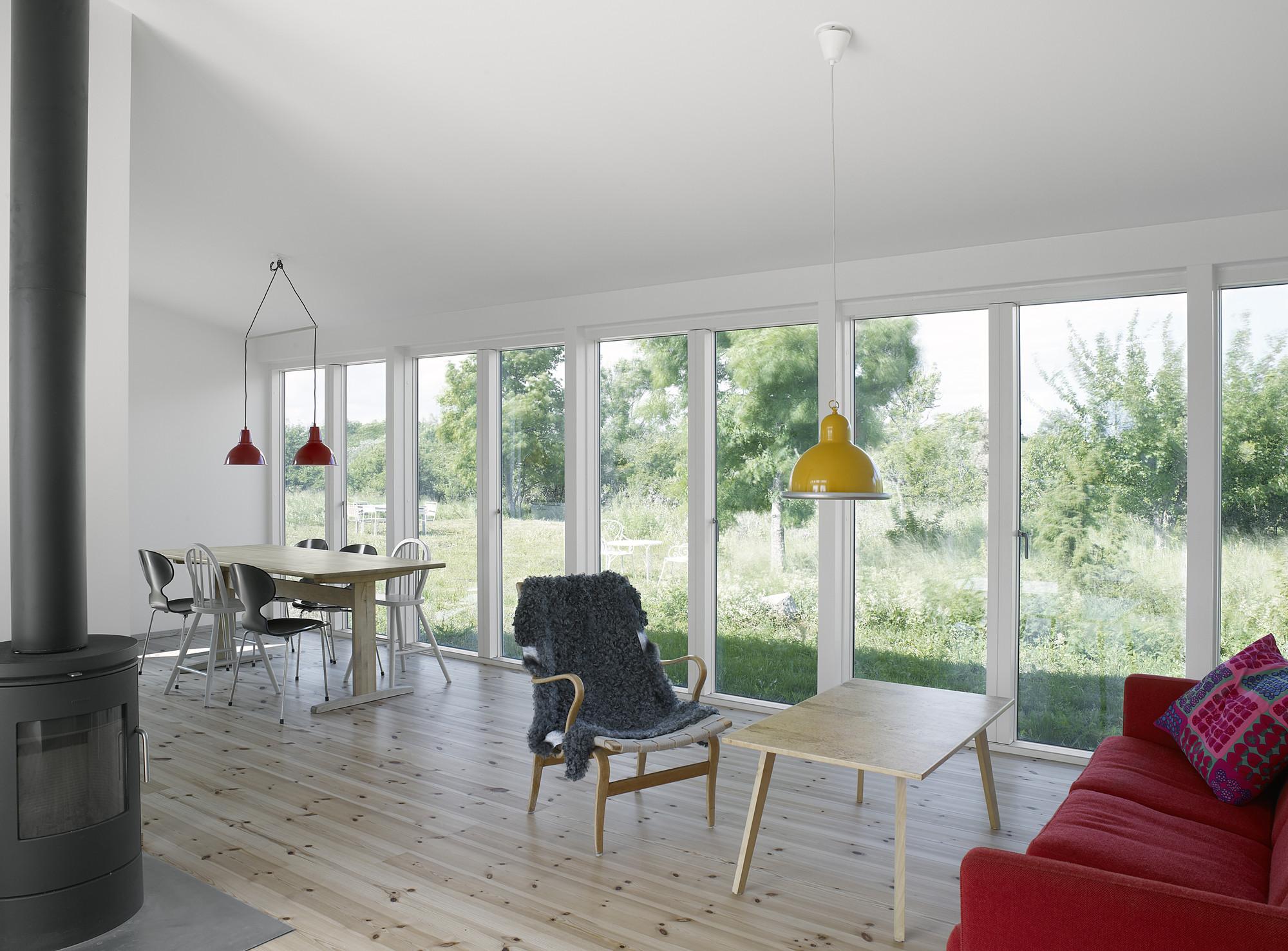 Gallery of Gammelgarn Mattsarve / LLP Arkitektkontor - 5
