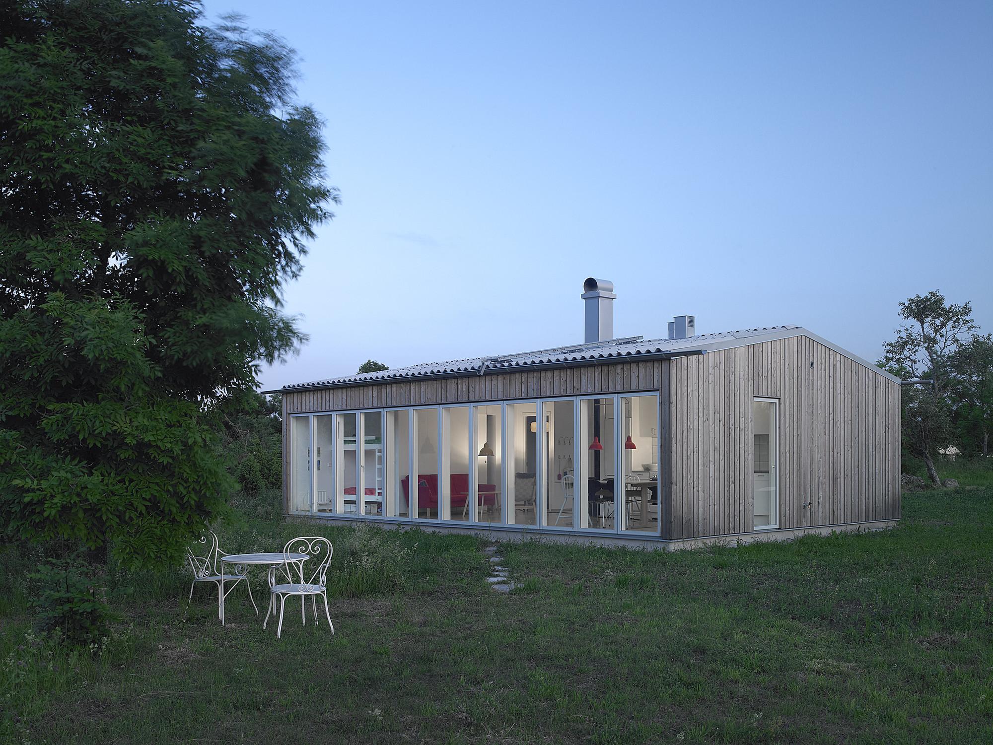 Gammelgarn Mattsarve / LLP Arkitektkontor, © Robin Hayes