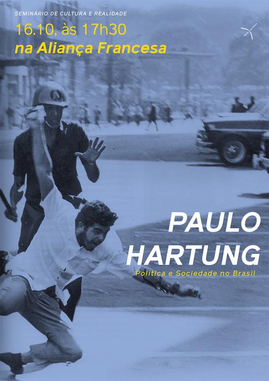 Palestra com Paulo Hartung na Escola da Cidade, Cortesia de Escola da Cidade