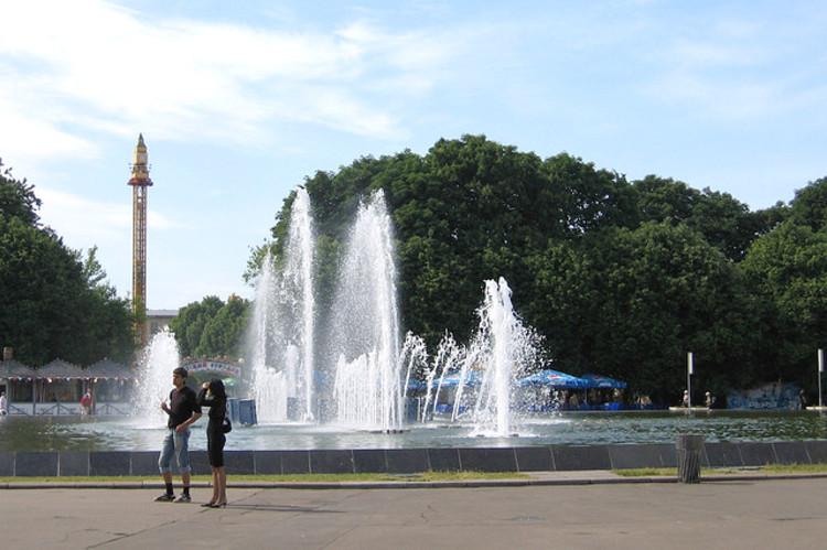 Protestos estabelecem a proteção de parques urbanos em Moscou, Parque Gorky, Moscou. Image © Jane Vlasova, Flickr
