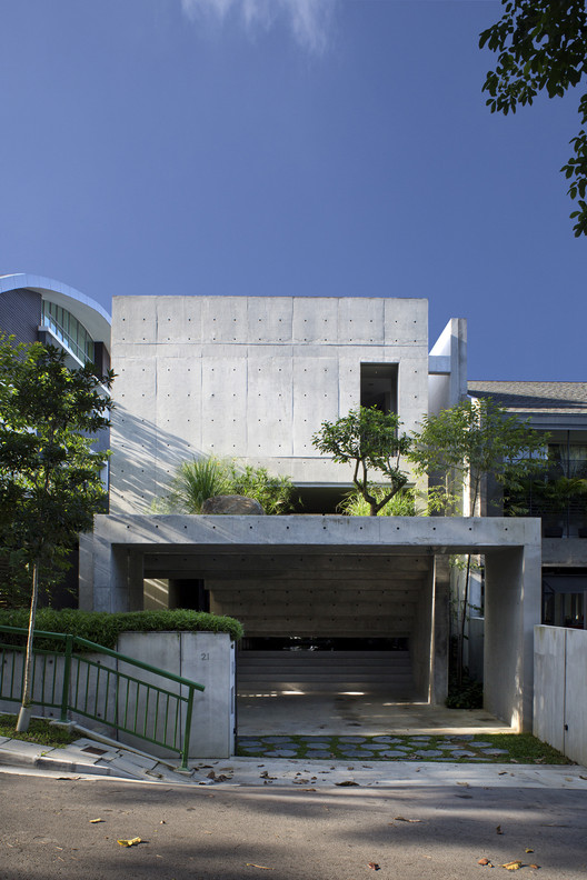 Namly house chang architects albert lim k s
