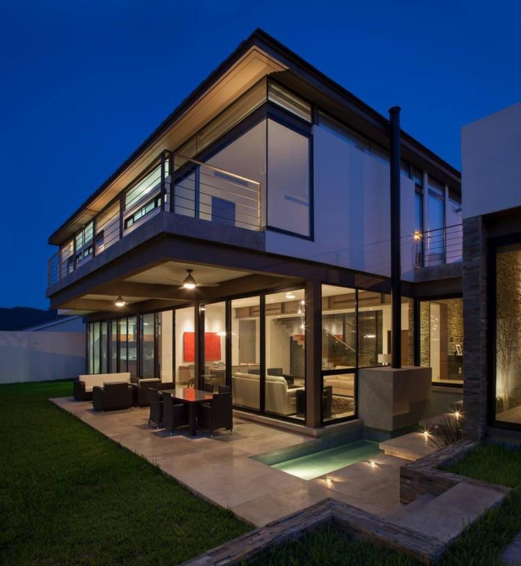 Casa Valle Encantado / H+LA, © Jorge Taboada