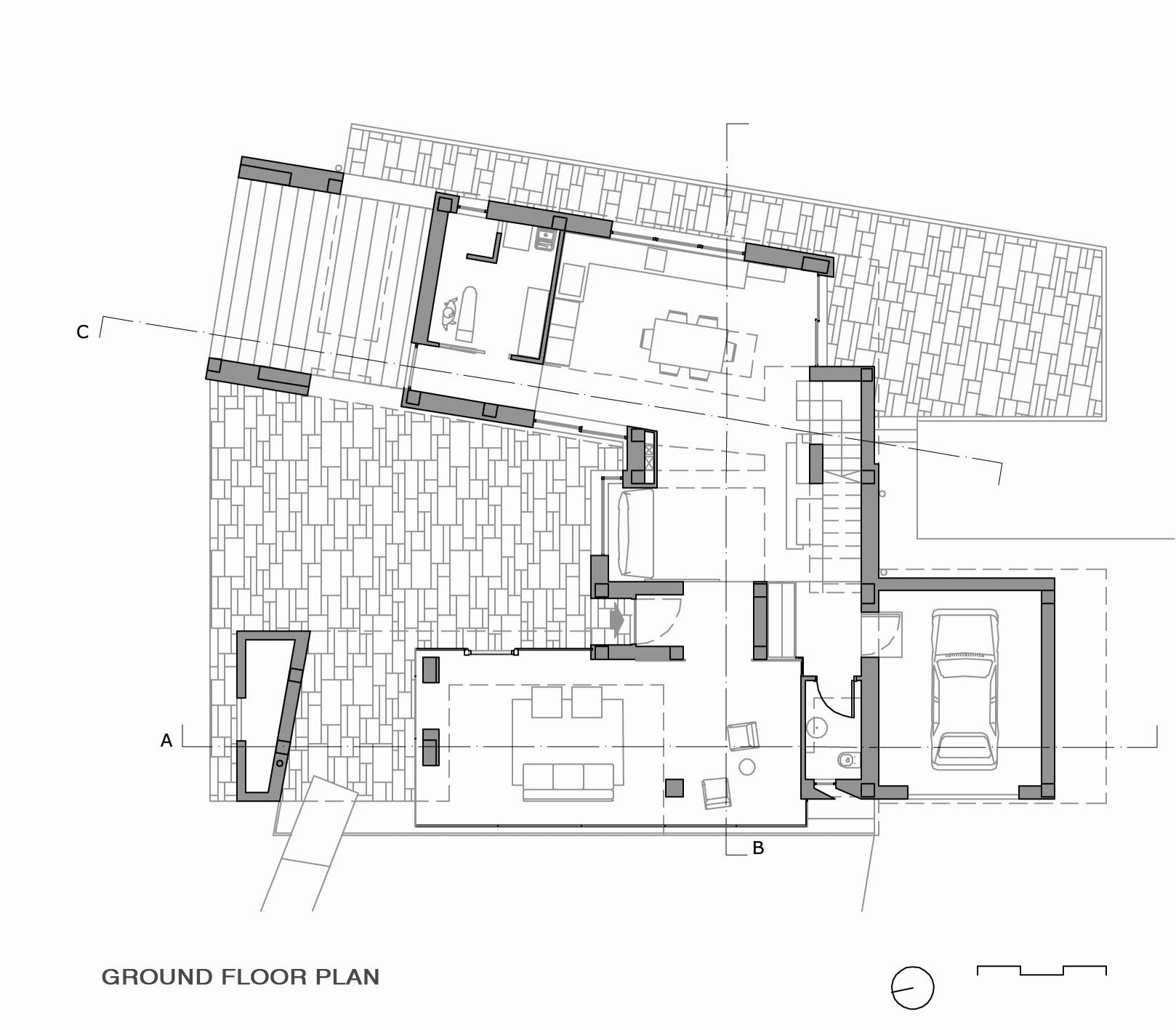 Villa Site Plan Design: Gallery Of Villa Di Gioia / Pedone Working