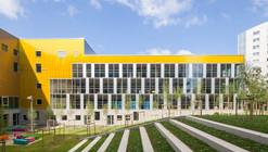 The New Clignancourt Centre / gpaa