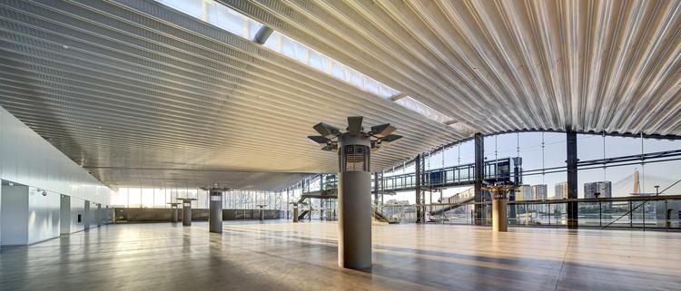 Terminal de Cruceros Sydney / Johnson Pilton Walker Architects, © Brett Boardman & Ethan Rohloff