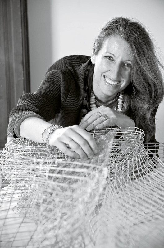 Benedetta Tagliabue anunciada para o 2013 RIBA Jencks Award, Benedetta Tagliabue. Imagem cortesia de RIBA