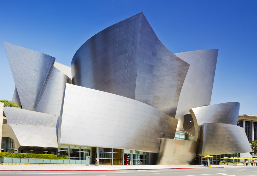 The Indicator: Ten Years Later, Has the Disney Concert Hall Made a Difference? , Courtesy of shutterstock.com