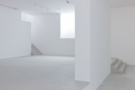 Luminous Talks: Nature and Man-Made, Daeyang Gallery and House, Seoul, Korea (2012), Steven Holl Architects