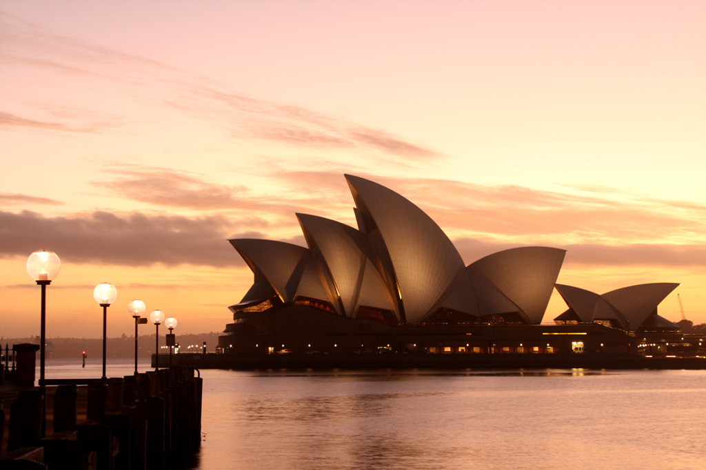 The Sydney Opera House: Celebrating 40 Years, © Flickr - User: Jong Soo (Peter) Lee