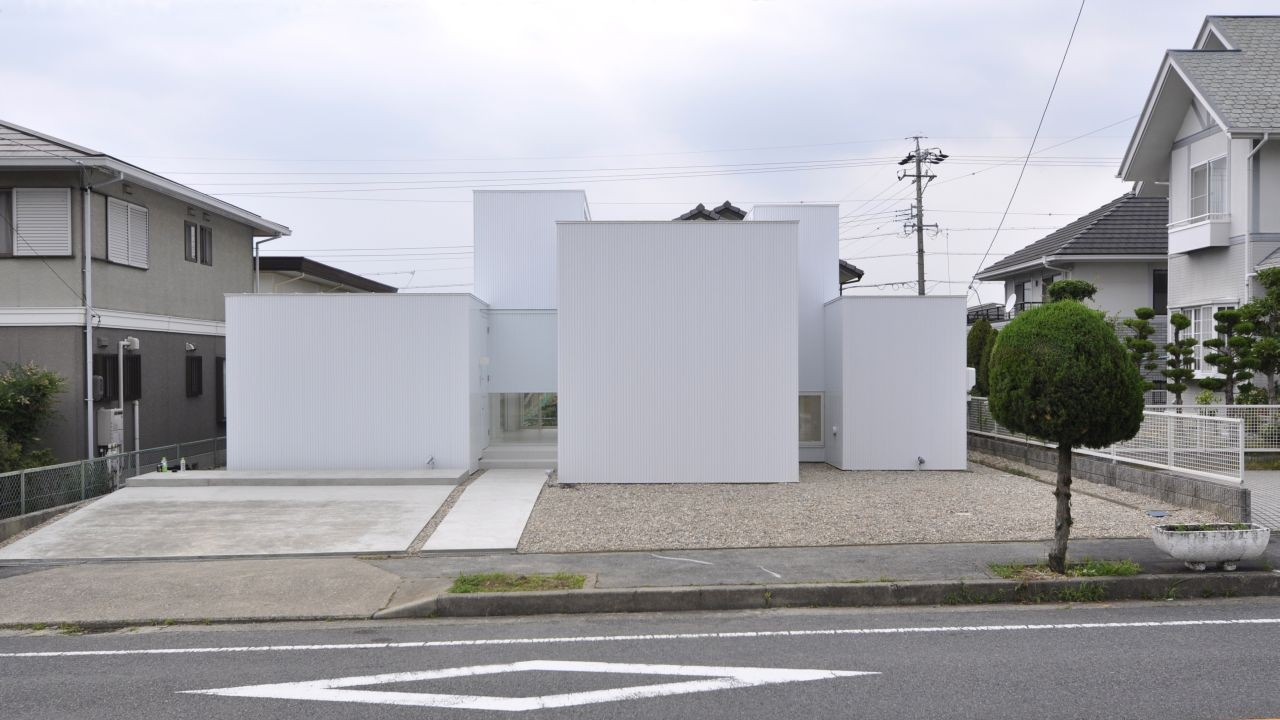 N-HOUSE / D.I.G Architects , Courtesy of D.I.G Architects