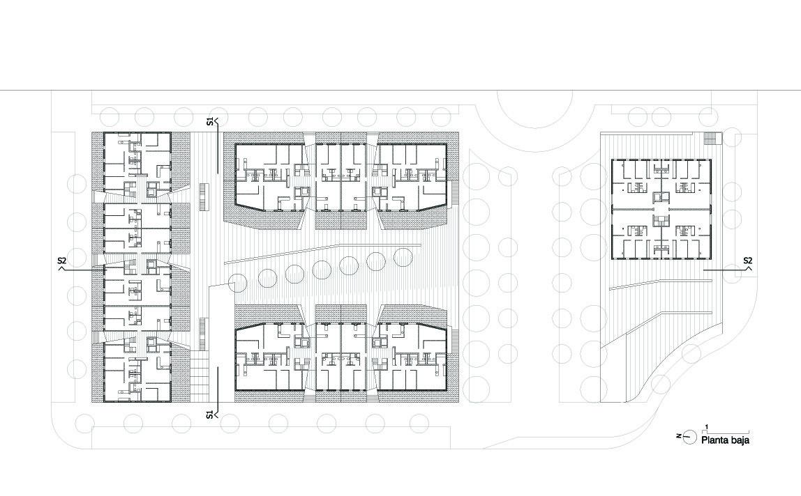 Sprucewood Apartments Floor Plans: 108 VPT Housing In Ardoi / Alfonso Alzugaray