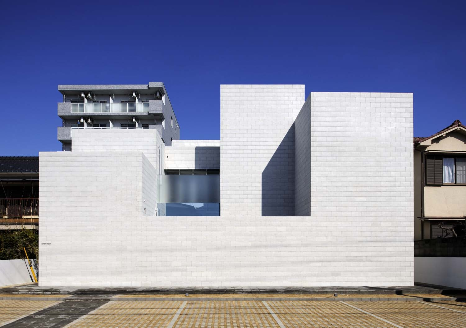 Sunlight of Calm / D.I.G Architects , Courtesy of D.I.G Architects