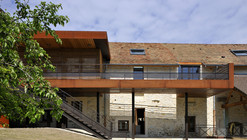 Municipio de Creys Mépleu / Composite Architectes
