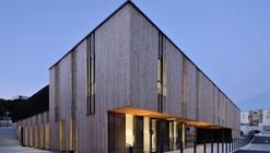 Centro Social em Aubenas / Composite Architectes
