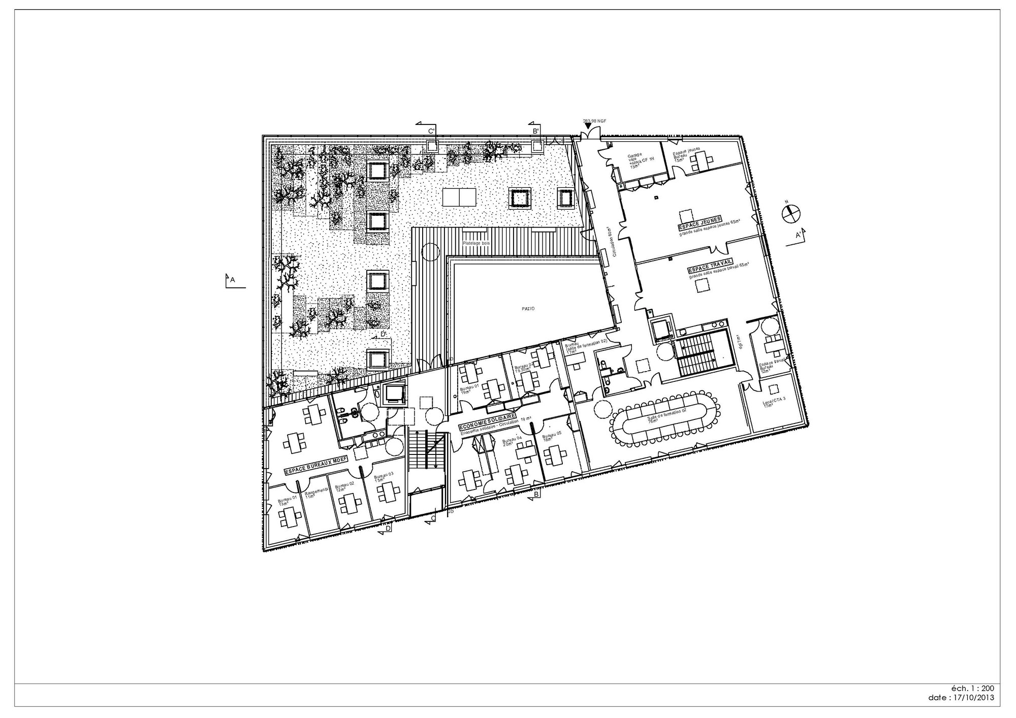 File Plan of Bramante's dome  from Serlio  Character of Renaissance Architecture additionally 54cafd83e58ece5c5e0002e7 Floor Plan additionally 5260ca5ae8e44e88a0000081 Social Center In Aubenas  posite Architectes Floor Plan likewise 363313894914216128 moreover Rock On A Slope Unterlandstattner Architekten. on architecture floor plans