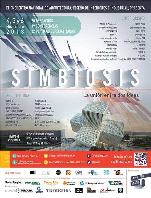 ENADII 2013 / Simbiosis