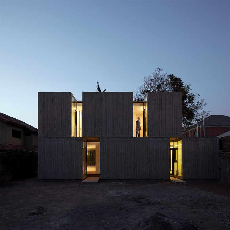 Casa La Cañada / Ricardo Torrejon, © Cristóbal Palma