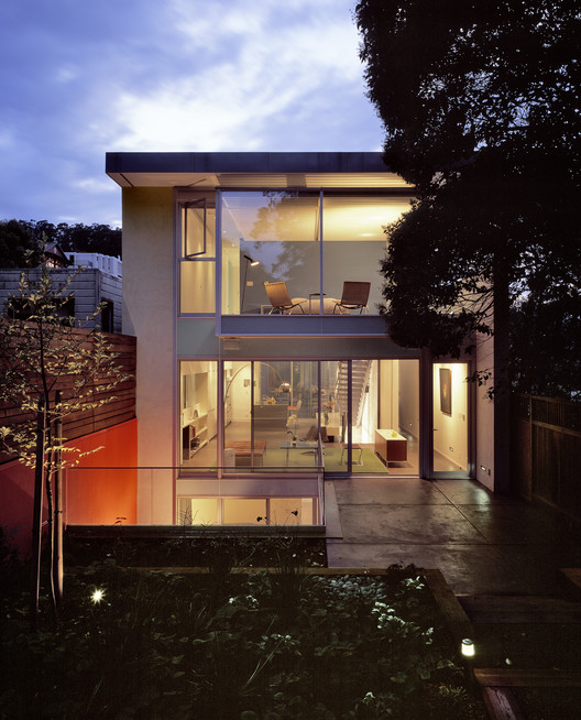 House 1532 Fougeron Architecture Archdaily