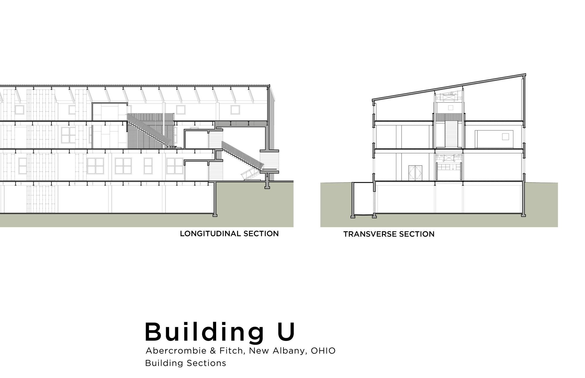 Abercrombie Amp Fitch Building U Mj Sagan Architecture