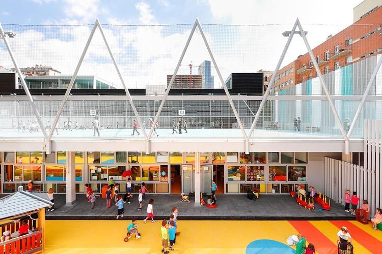Sant Martí / SUMO Arquitectes + Yolanda Olmo, © Aitor Estévez