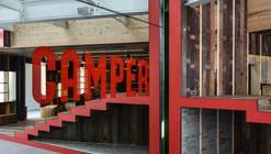 Camper Showroom / Neri&Hu Design and Research Office