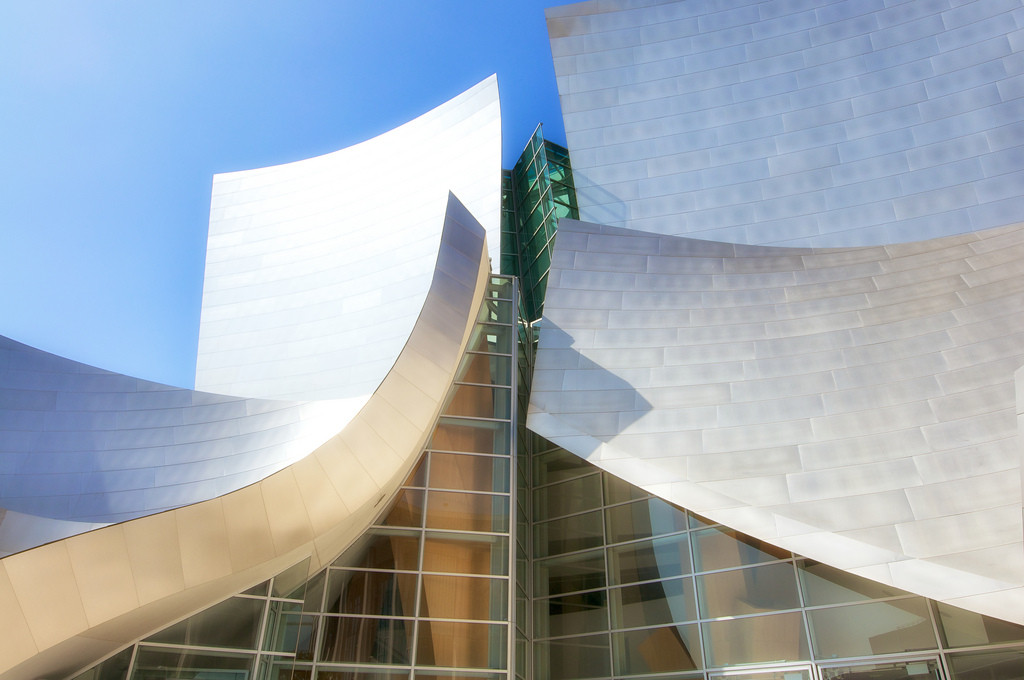 Ad Classics Walt Disney Concert Hall Frank Gehry Archdaily