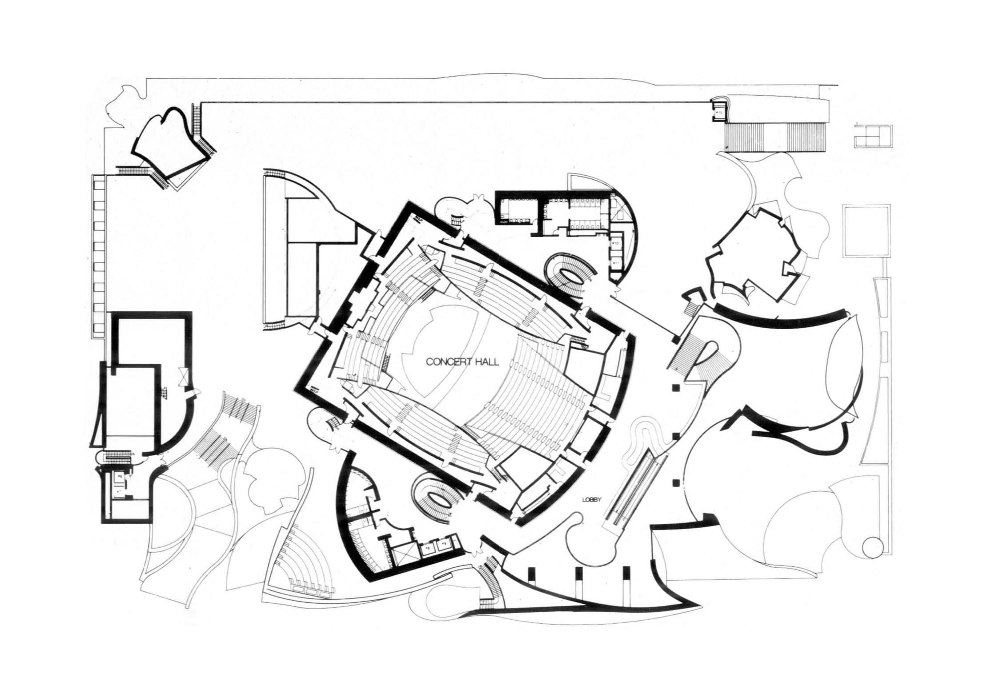 Gallery of AD Classics Walt Disney Concert Hall Frank Gehry 24