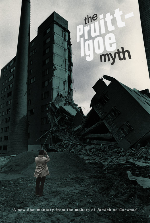 Arquitectura en el Cine: The Pruitt-Igoe Myth / CCAU