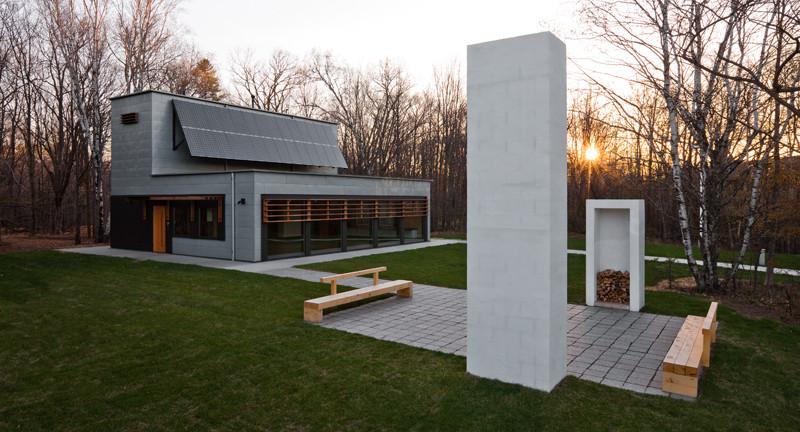 Modern Outdoor Classroom ~ Gallery of bagley outdoor salmela architect