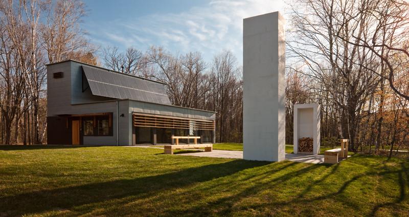 Bagley Outdoor / Salmela Architect, © Paul Crosby