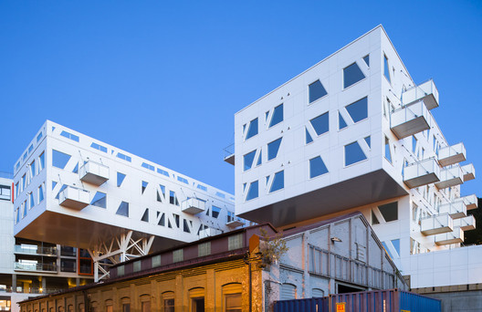 The iron foundry link arkitektur archdaily for The foundry architecture 00