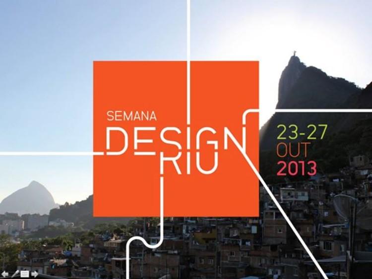 Semana Design Rio, de 23 a 27 de outubro, © O Globo