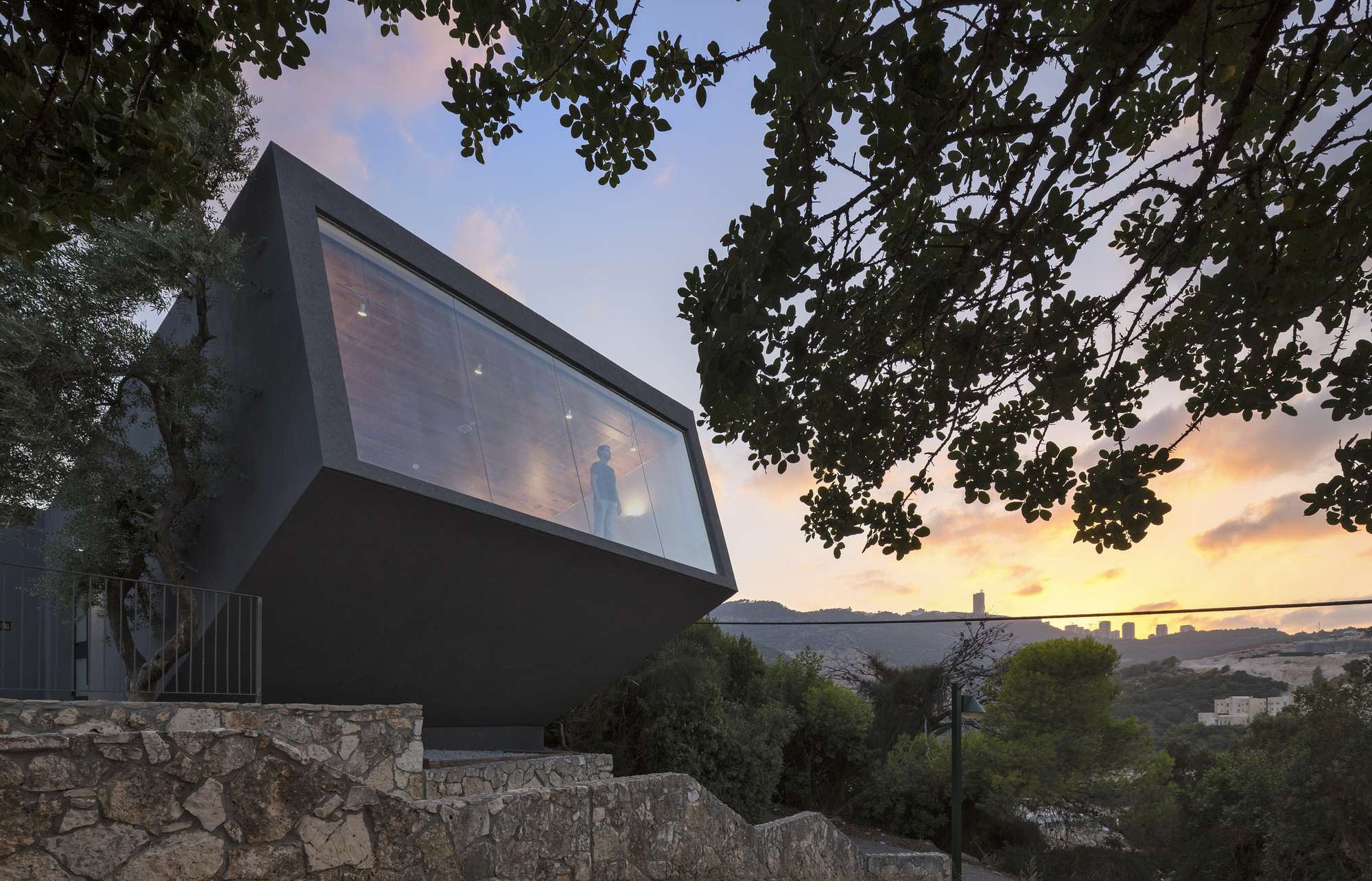 Nesher Memorial / SO Architecture, © Shai Epstein