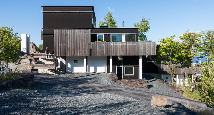 Salmela House / Salmela Architect, © Paul Crosby
