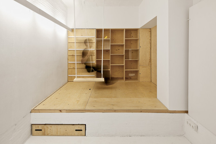 Taller Creativo Toormix / vora arquitectura, © Adrià Goula