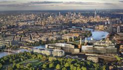Gehry e Foster selecionados para revitalizar Usina Termelétrica Battersea