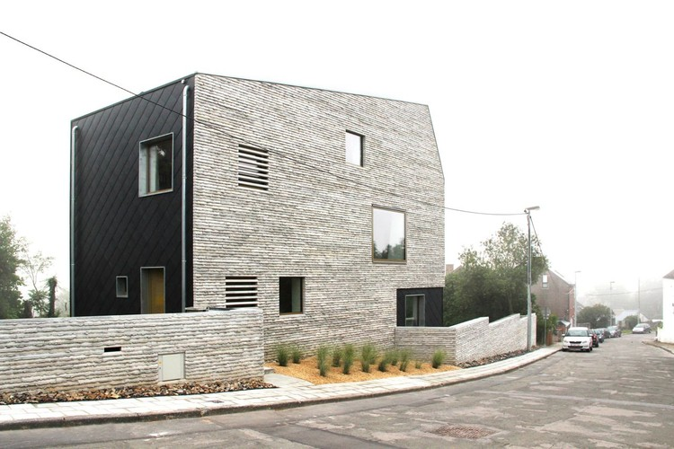 WALL HOUSE / AND'ROL, © Georg Schmidthals