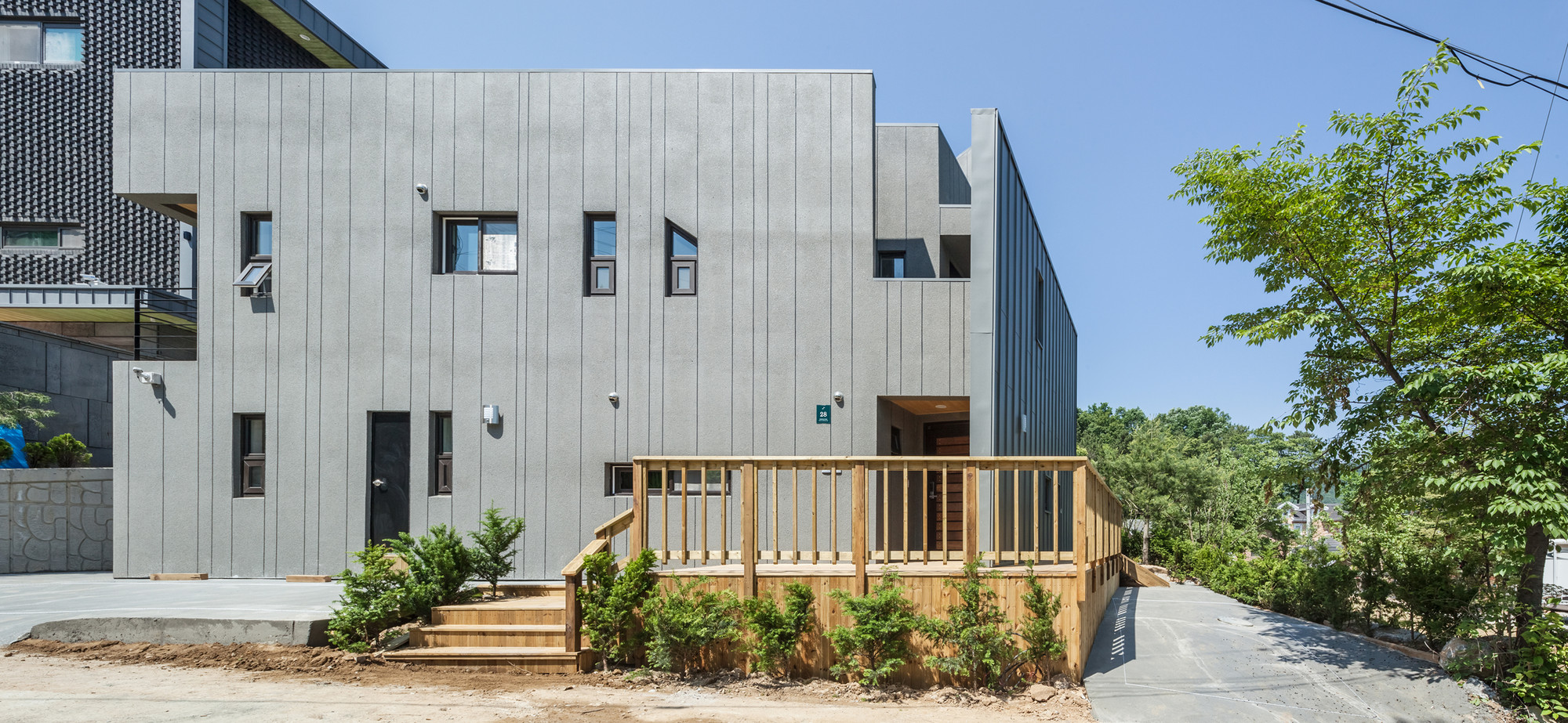 Sly House / URCODE Architecture, © Kyung-Sub Shin