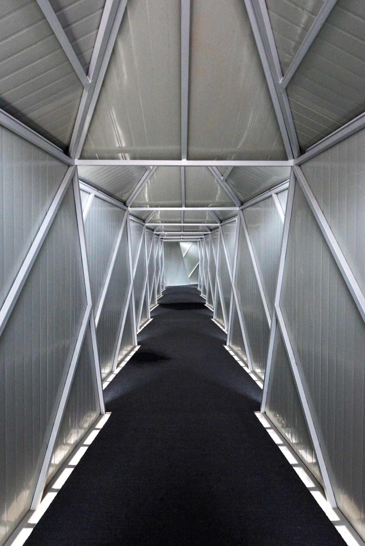 Gallery Of Sky SOHO Leasing Showroom GAP Architects