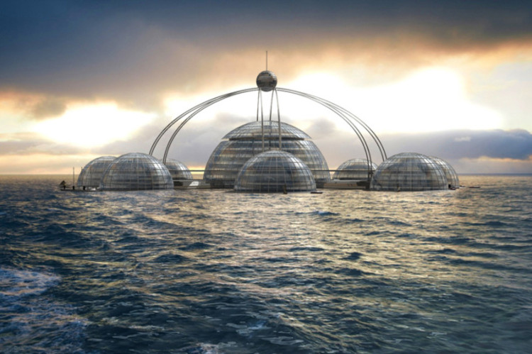 Sub-Biosphere 2: Habitat polinuclear submerso
